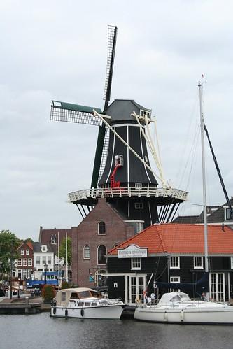2010.07.15.138 - HAARLEM - Koudenhorn - Molen 'De Adriaan'