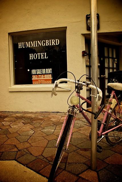 Pink bike flickr photo sharing for Cuisine 670 lothrop detroit