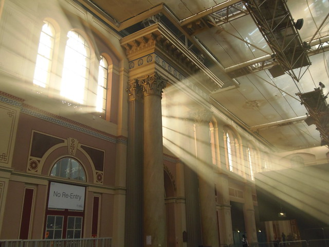 IBYM London 2012 (Day One) Pre Melvins Sunrays