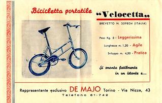 Velocetta 1939