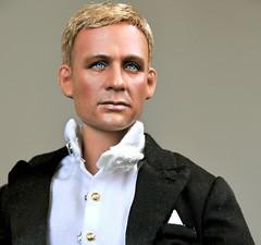 Daniel Craig, Tonner Repaint