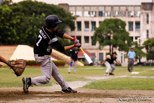 POC-PSC National Games 2012 Baseball - University of the Philippines vs. Smokey Mountain