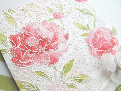 Hero Arts flowers mel stampz