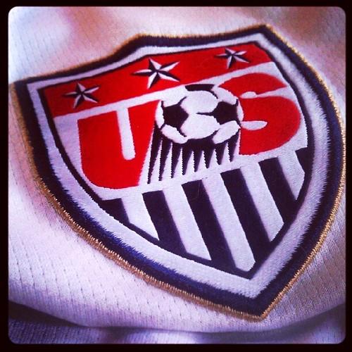 #USMNT v. #Brasil... #USA!
