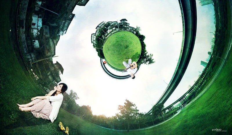 [panorama] P.S., you rock my world