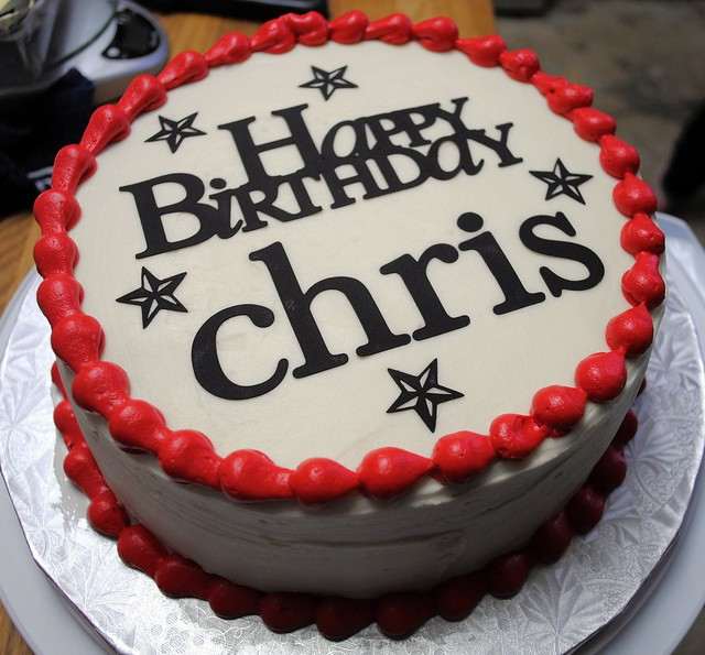 Brother in-law Birthday Cake  Flickr - Photo Sharing!