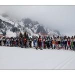 Marathon du Grand Bec (1ère édition) - La Course (Champagny-en-vanoise, France)