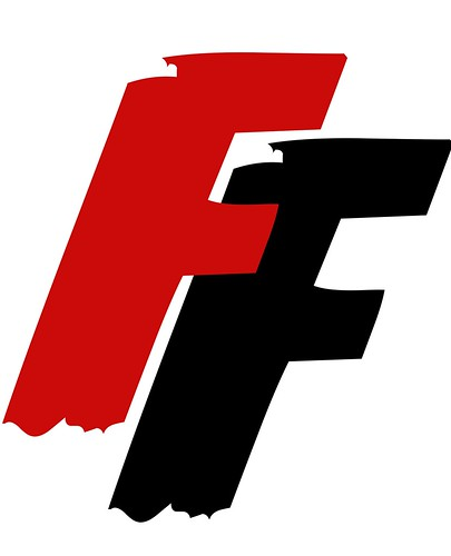 FF - Fight Fascism logo