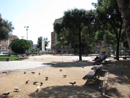 Plaça de Sants