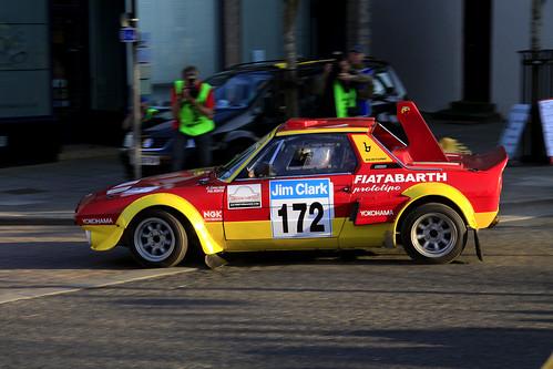 Fiat X19 Prototipo - Phil Morton