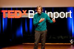 Roger van der Heide @ TEDxBrainport 2012