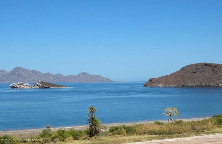 Sea of Cortez, South of Loreto