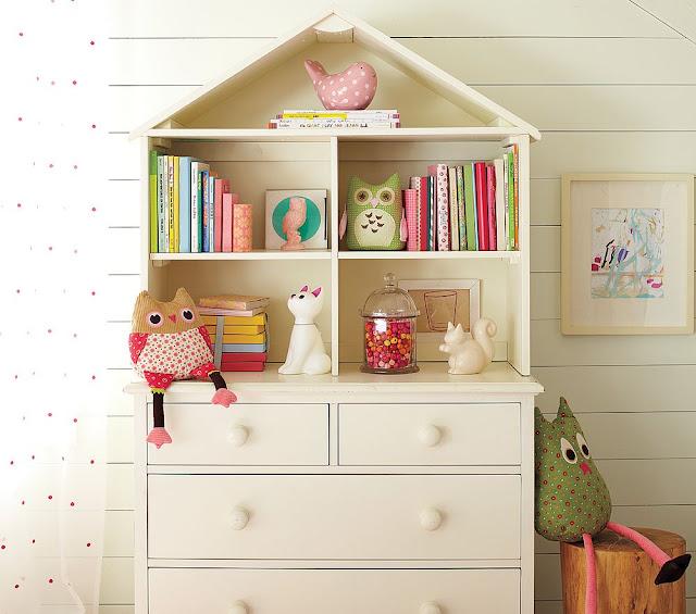 Bebek ve Çocuk Odaları İçin Dolap Önerileri