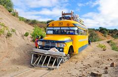 Ferrobus Cochabamba - Aiquile
