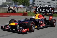 CANADA F1 GRAND PRIX 2012