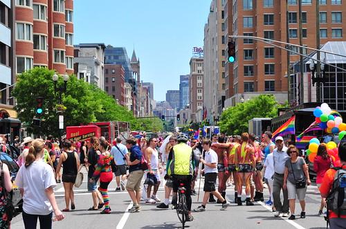 Boston Pride Parade 2012!