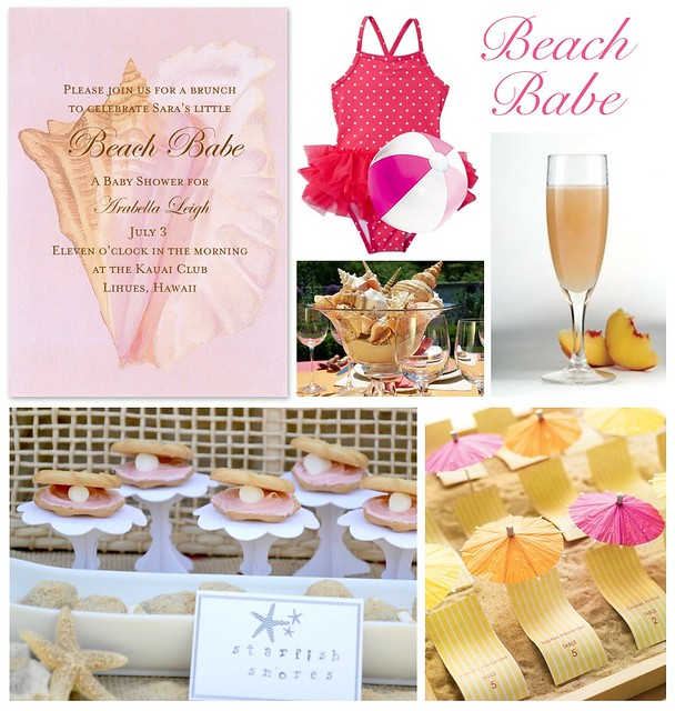 Beach Babe Shower