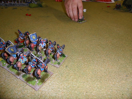 British Cavalry smashed