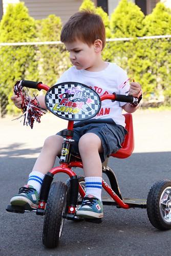 Cool New Trike!