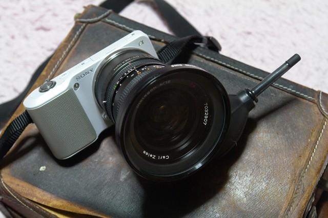 逝く玉、クル玉、2012年を振り返る7 CONTAX Distagon 18mm F4