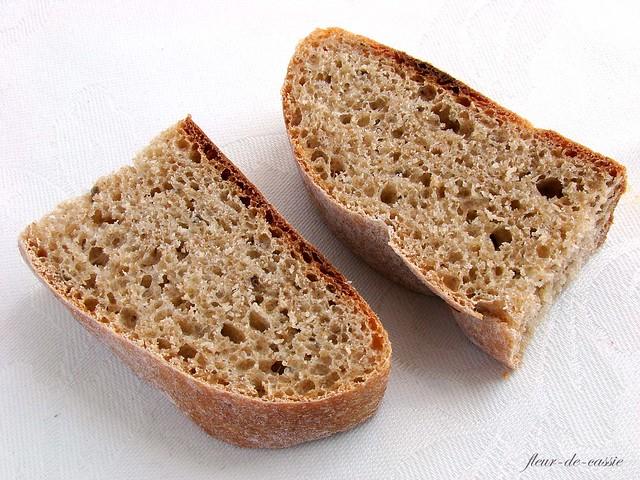 хлеб с медом и лавандой 3