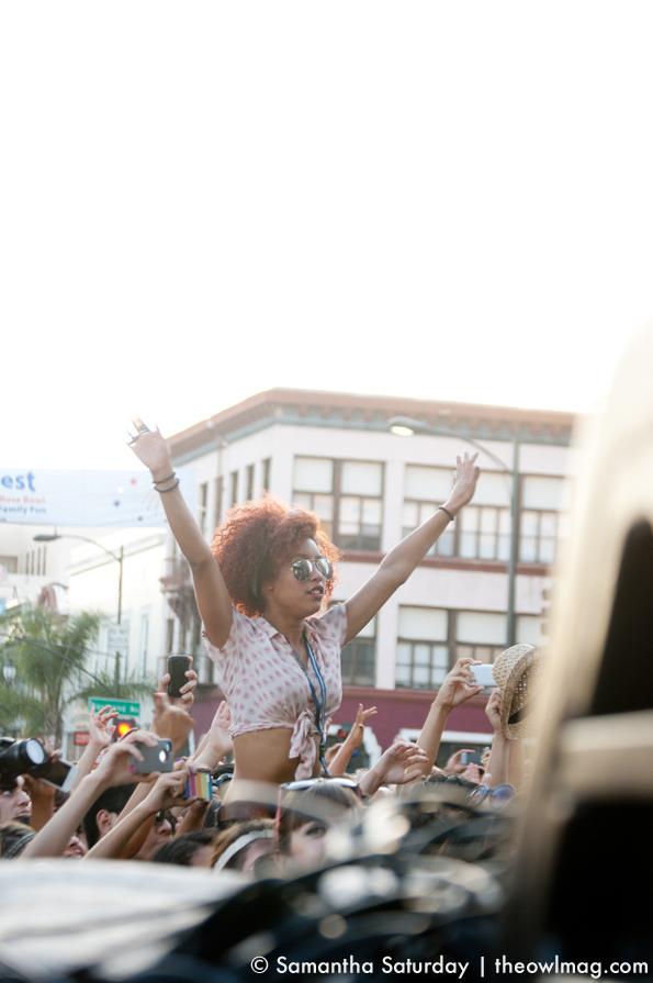 Grouplove @ Make Music Pasadena 2012