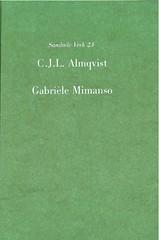 Gabrièle Mimanso av Carl Jonas Love Almqvist