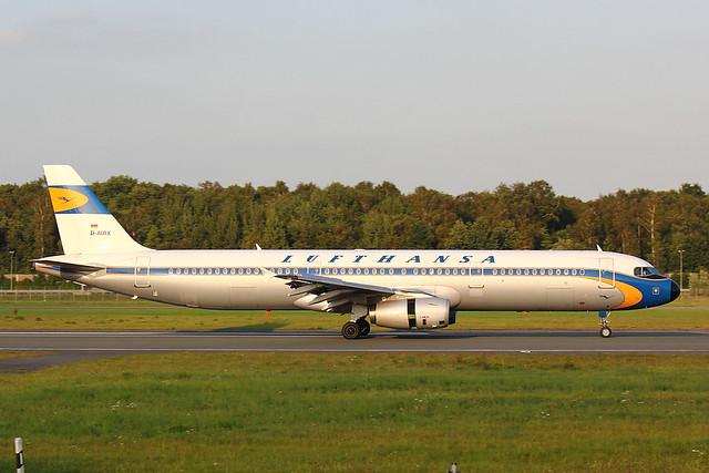 Lufthansa - A321 - D-AIRX (1.5)