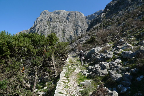 Hiking - Kotor, Montenegro