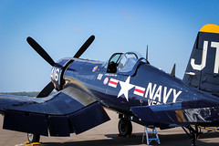 monoplane, aviation, military aircraft, airplane, propeller driven aircraft, vehicle, air racing, vought f4u corsair,