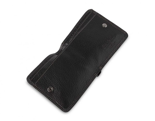 Men's leather wallet Dierhoff, collection - D 7149.