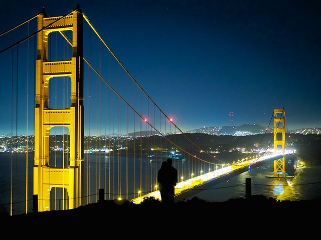 Golden Gate - Twilight