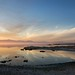 Salton Sea Sunset I by Greg Adams Photography