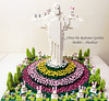 LEGO MOC - Christ the Redeemer Garden (Cristo Redentor)