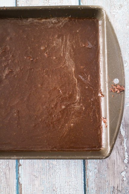 Fudgy Kidney Bean Chocolate Brownies_2