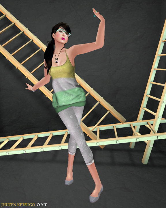 Cutes & Ladders - NEW Post at On Your Toes Blog, Pose Fair Exclusives, GiRL Thursday NEWNESS!