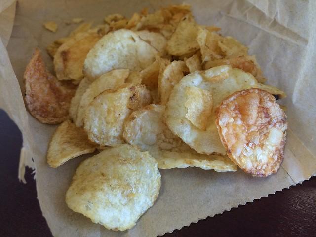 Potato chips - Machine Coffee & Deli