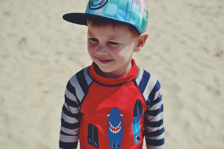 Frugi Family Summer Swimwear 16
