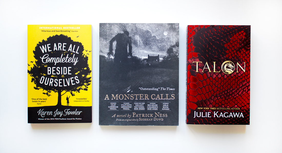 Three of My Favourite Book Covers | lifeofkitty.co.uk