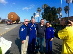 External Tank #ET94 journey to the California Science Center