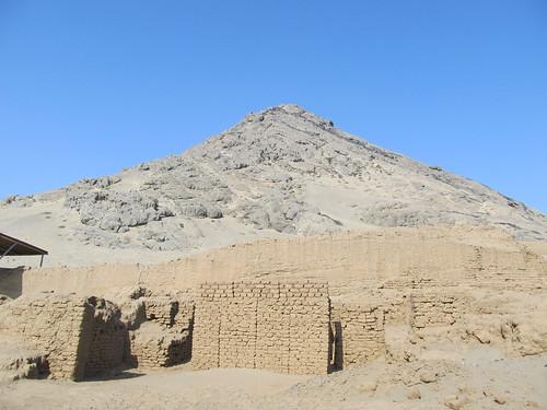 La Huaca de la Luna: lieu des sacrifices, en offrande à la montagne