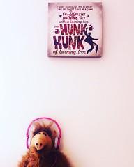 Alf Hunk, Alf Hunk of Burning Love