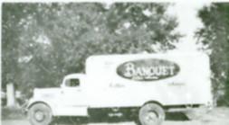 Nelson-Ricks Banquet truck