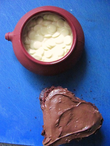 Epicure's Chocolate Decorator & White Chocolate