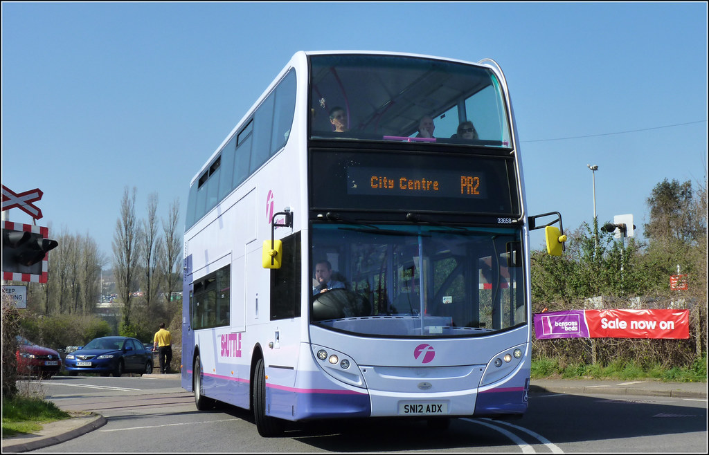 First 33658 SN12ADX