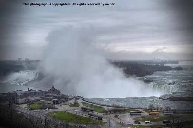 Niagara Falls, 2012-03-25