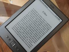 il nuovo Kindle di Palla