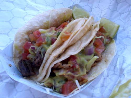 Tacos from Calexico Cart