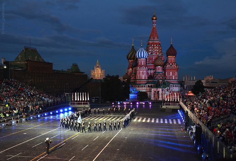 Kremlin Military Tattoo 12