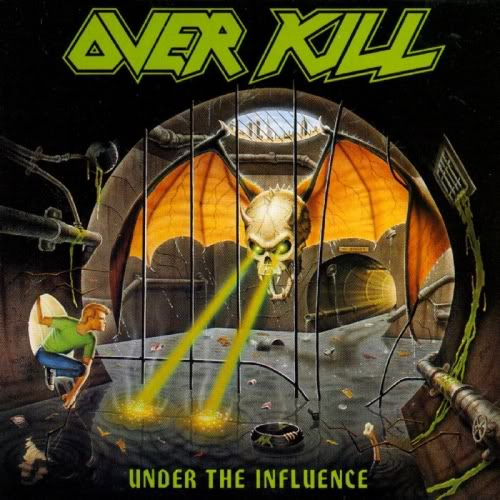 Overkill Under The Influence (1988)